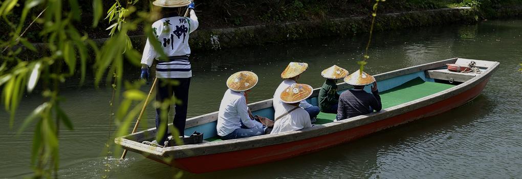 水郷柳川について