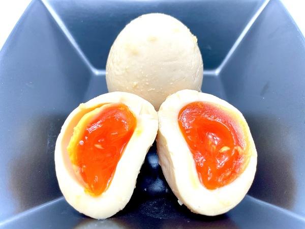 絶品!!卵のみそ漬け